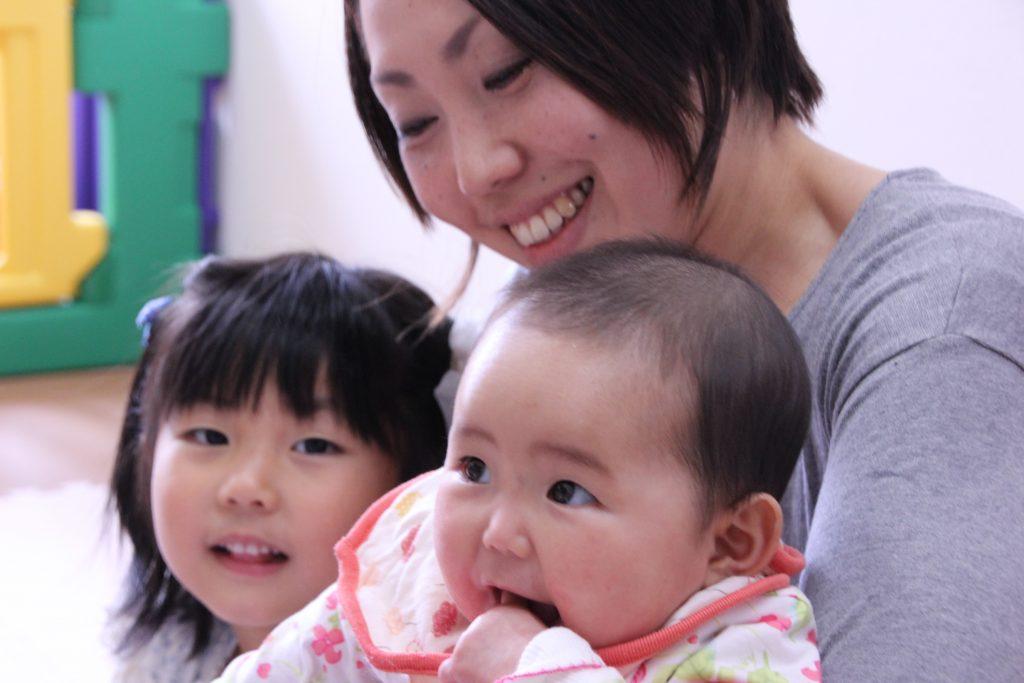 仙台で産後ダイエットはリアル健康式ダイエット。無料託児付き