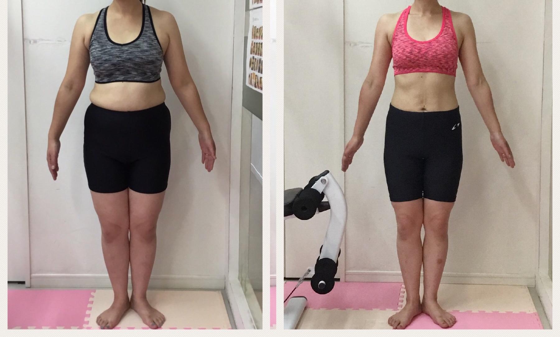産後ダイエットでウエスト周りのサイズダウン成功のブログ