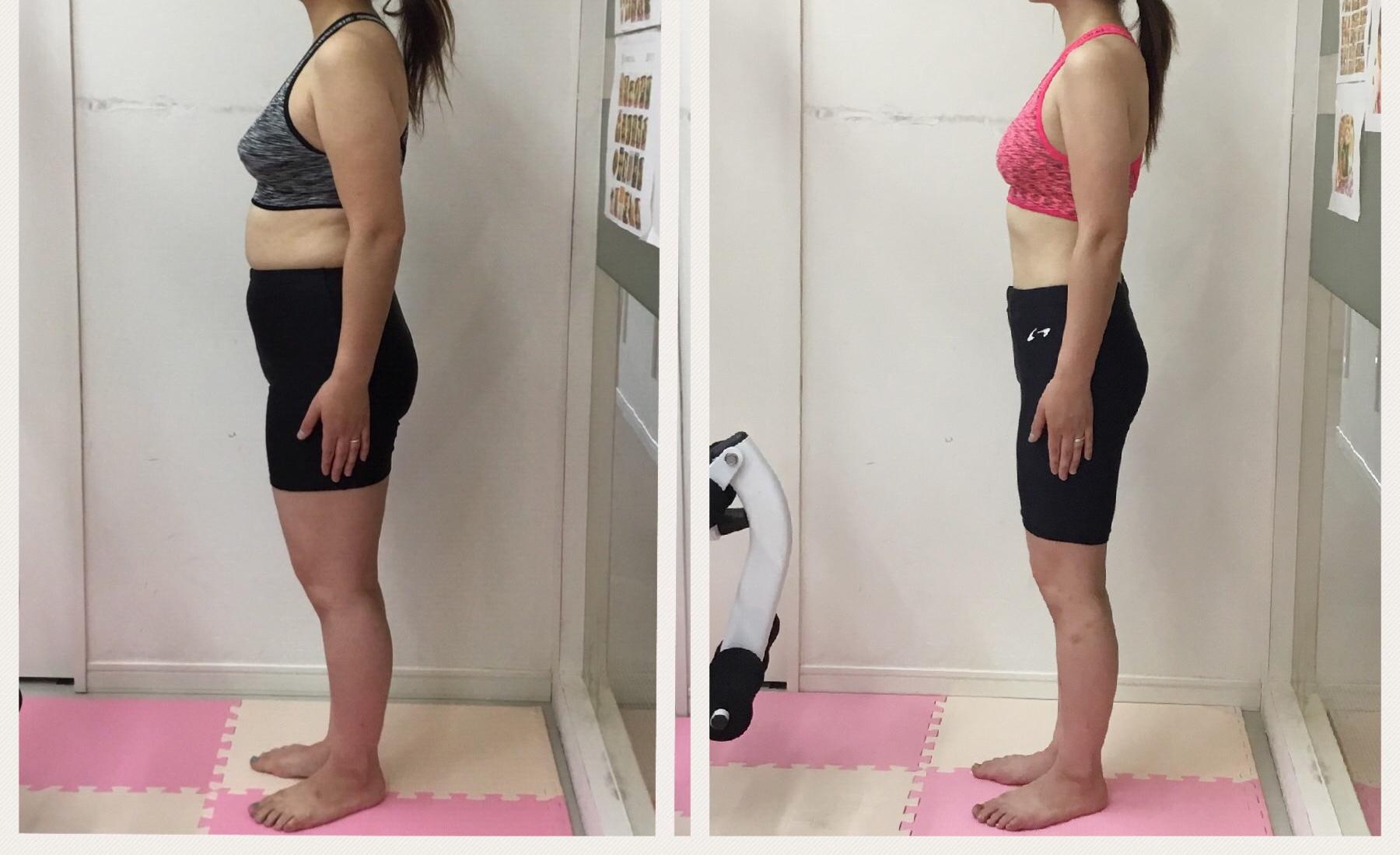 産後ダイエットで、3ヵ月ウエスト-20センチ更新中