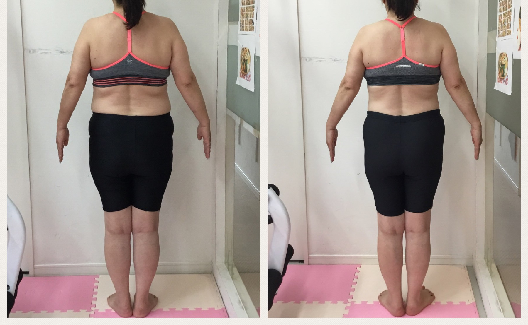 60代女性のダイエット、トレーニングで健康に、サイズダウン