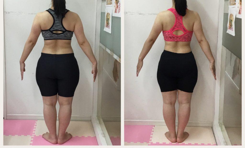 下半身、太もも痩せはパーソナルトレーニングで