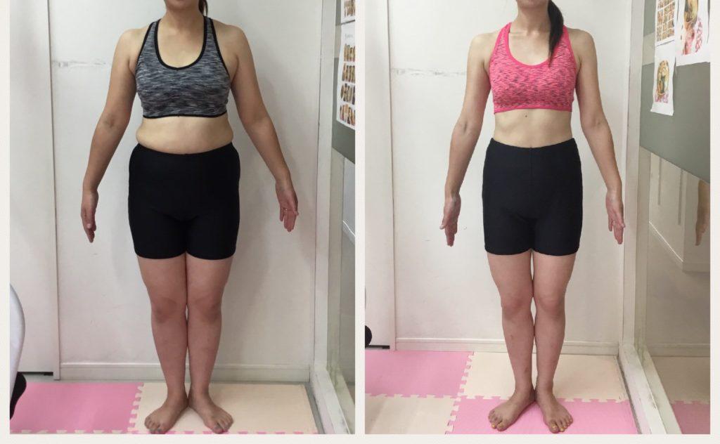産後ダイエット、骨盤調整はリアル健康式ダイエットへ