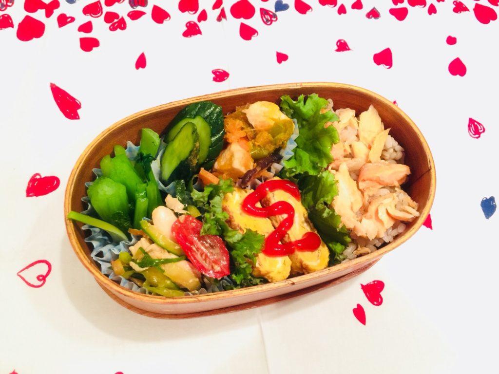 ダイエット弁当は、仙台シャンパレス