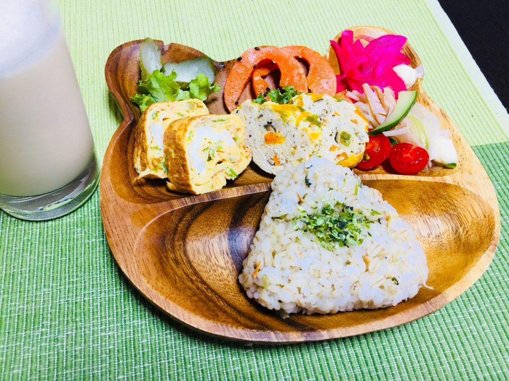 パーソナルトレーニング、インストラクターの朝ご飯、食生活を公開
