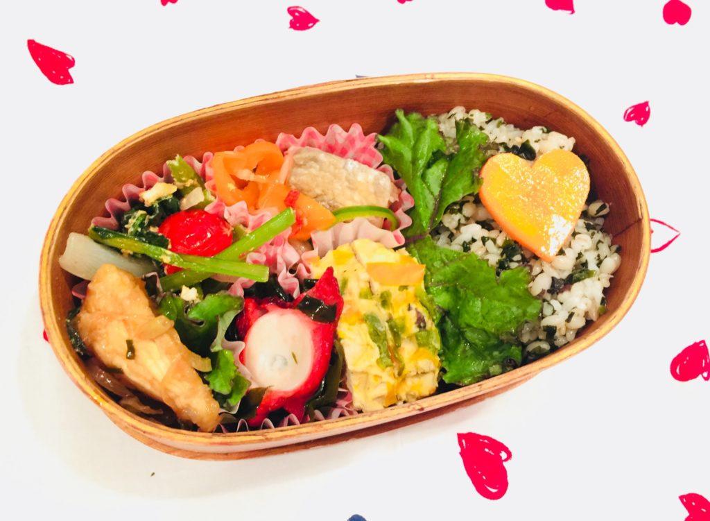 仙台のパーソナルトレーニングインストラクターが毎日作るダイエットのためのヘルシー弁当