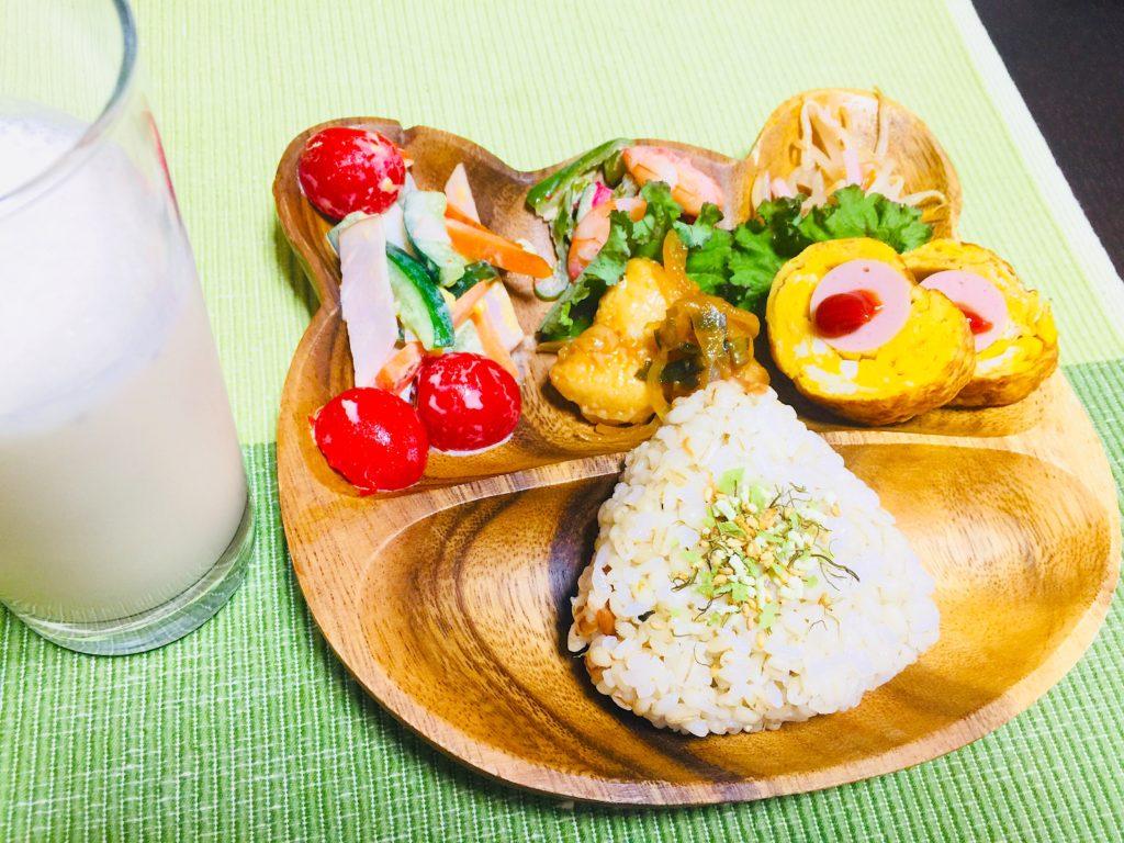 仙台の女性専用パーソナルトレーニングジムのインストラクターが毎日つくるヘルシー朝ご飯
