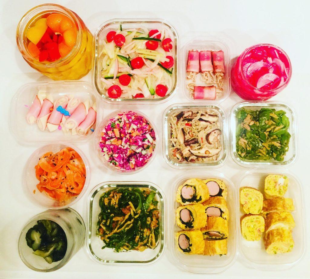 パーソナルインストラクターが実践するダイエットのための食生活、ヘルシーな作り置きを公開