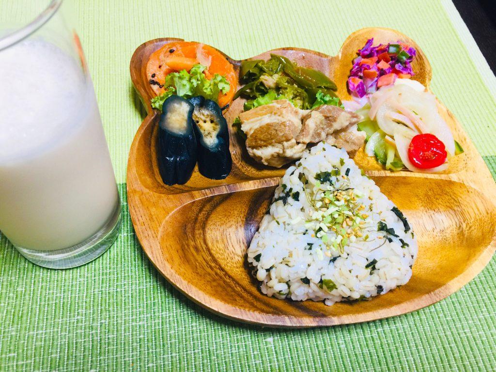 仙台のパーソナルトレーニングインストラクターが毎日作るヘルシーダイエット朝ご飯