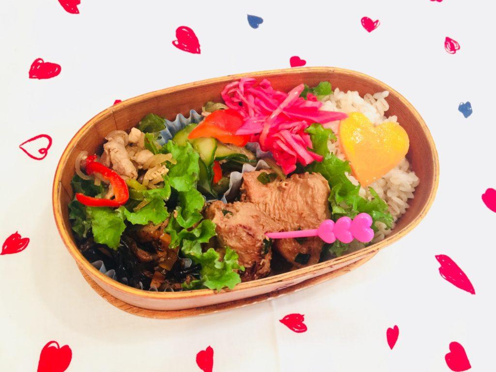 ダイエットのためのヘルシー弁当。仙台のシャンパレスではパーソナルトレーニングをしています。
