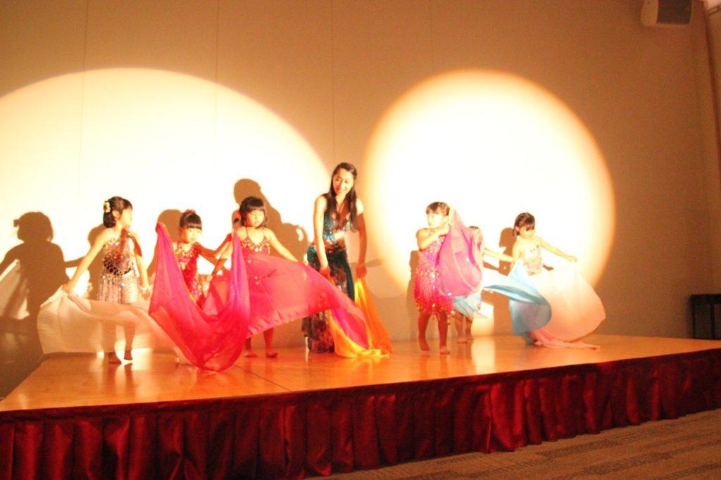 仙台で女性専用パーソナルトレーニングはリアル健康式ダイエット ベリーダンス