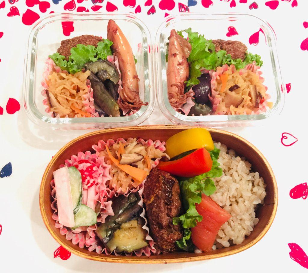仙台の女性専用パーソナルトレーニングジムのインストラクターが毎日つくる、ダイエットのための健康弁当