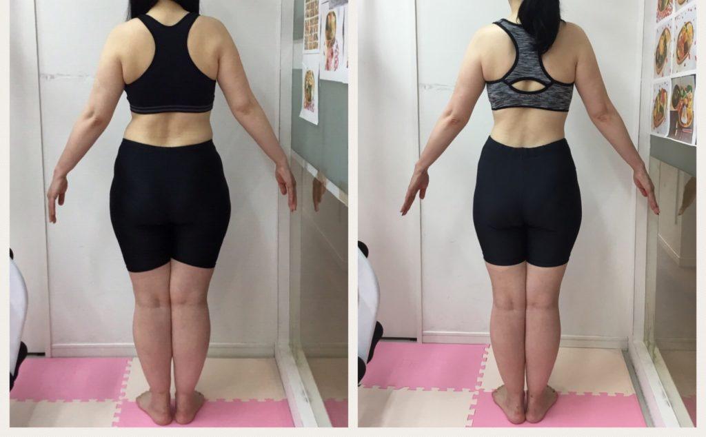 ダイエットの個別指導。女性専用パーソナルトレーニングはリアル健康式ダイエット