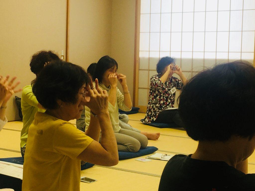 仙台、出張体操教室、出張セミナーを行ないました。