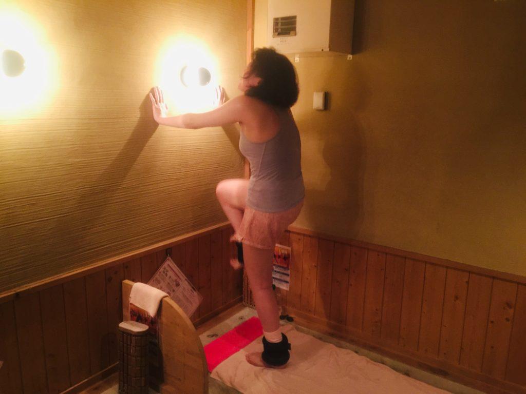 仙台の女性専用岩盤浴 ホットヨガ トレーニング ダイエット