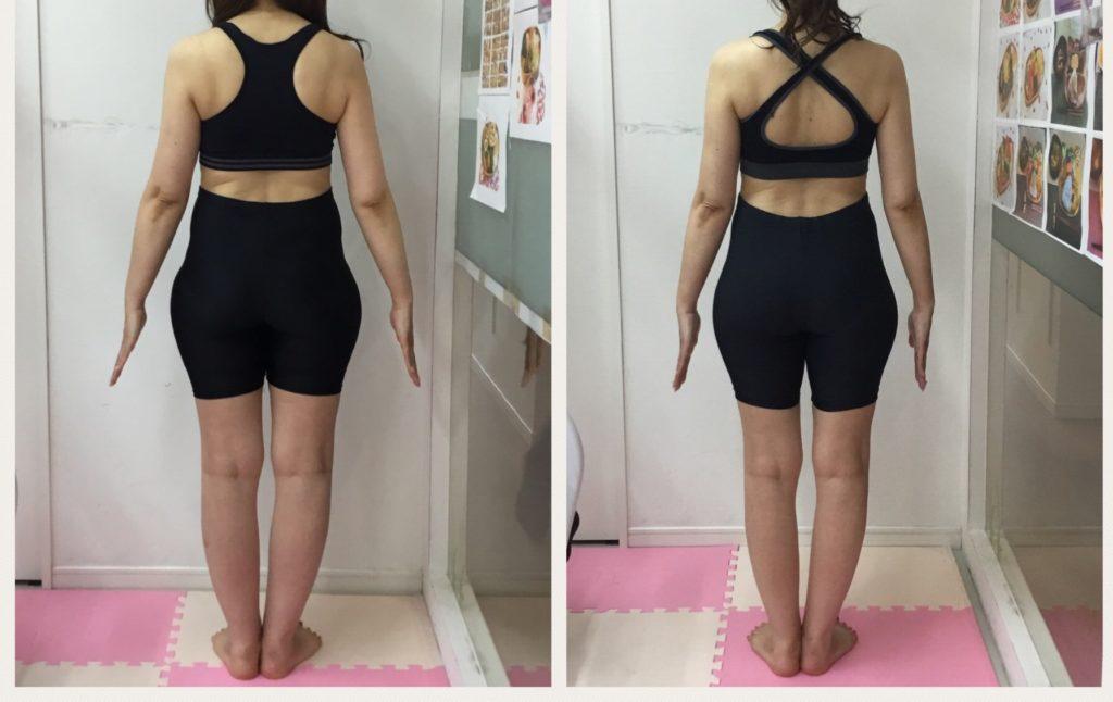 仙台の女性専用パーソナルトレーニングでは、下半身太りやムクミを解消したい方も大歓迎です。