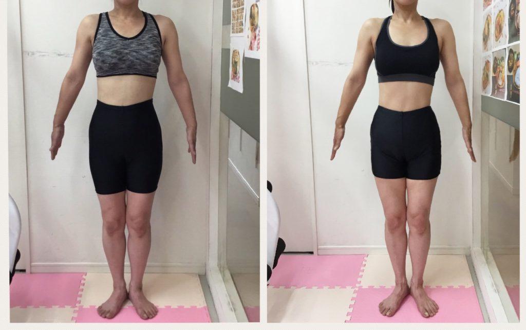 仙台の女性専用パーソナルトレーニングジムのリアル健康式ダイエット