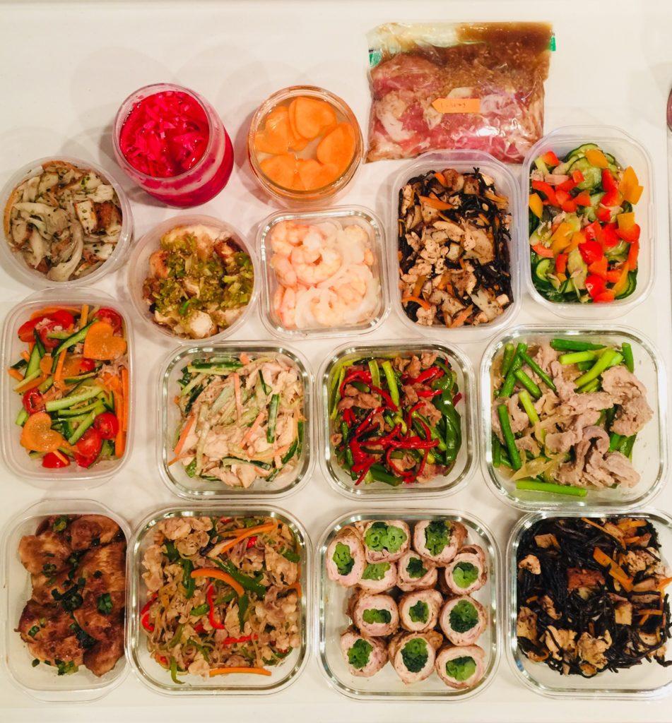 仙台の女性専用パーソナルトレーニングジムのリアル健康式ダイエット。インストラクターの作り置きを投稿します。