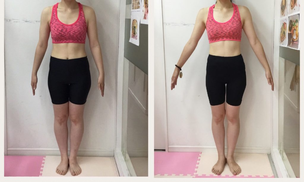 下半身太り、むくみ、冷えの解消は仙台のマンツーマントレーニングジム、リアル健康式ダイエットへ