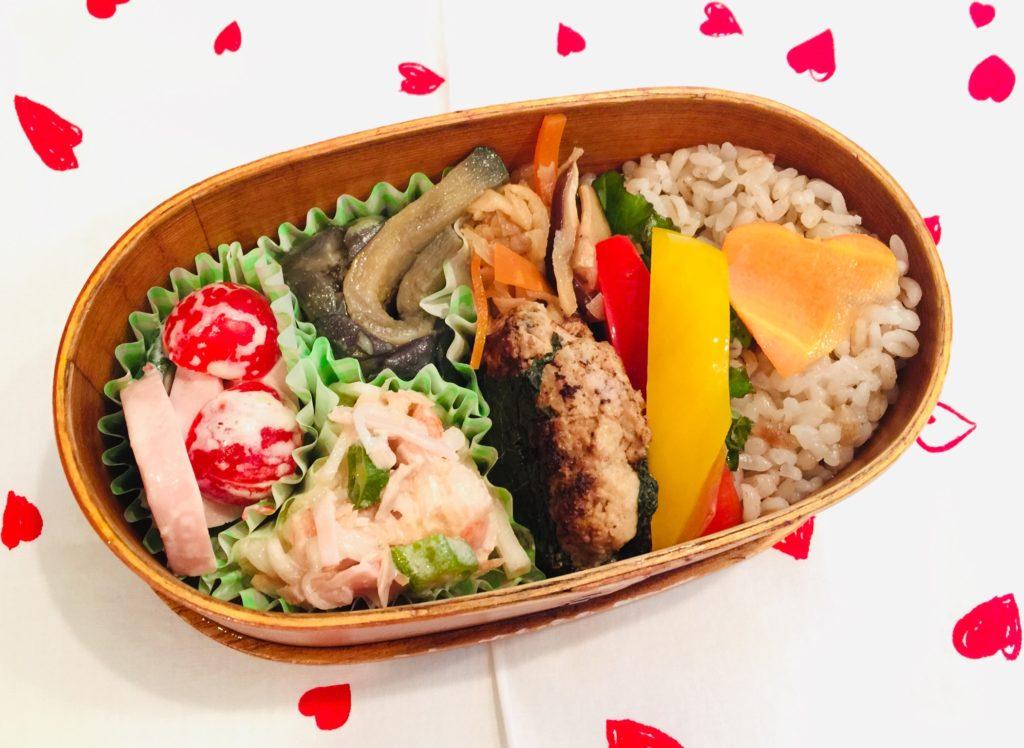 仙台の女性専用パーソナルトレーニングジムのインストラクターが毎日つくる、ヘルシー&健康弁当