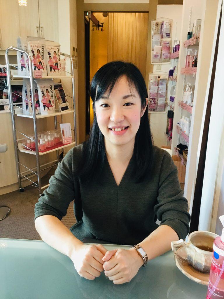 仙台の女性専用パーソナルトレーニングでダイエットはシャンパレス