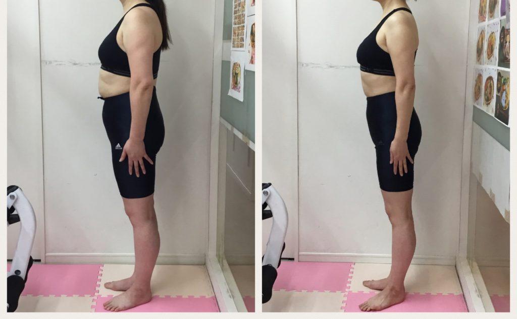仙台の女性専用パーソナルトレーニングでポッコリお腹解消ダイエット