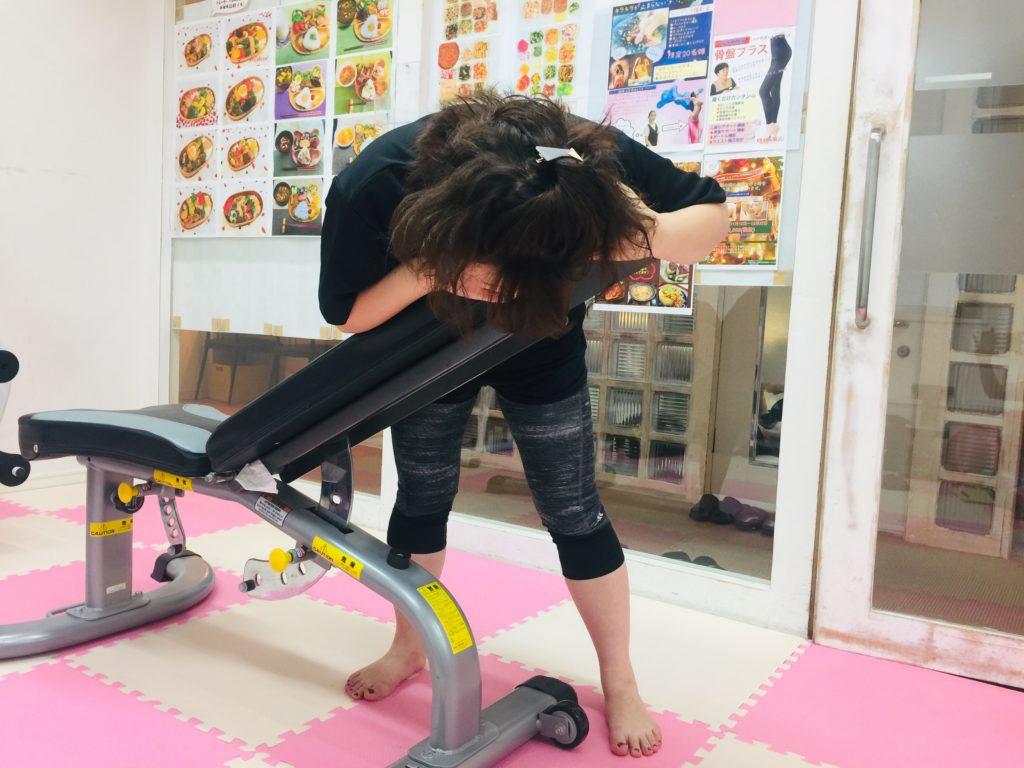 仙台の女性専用パーソナルトレーニングでダイエット