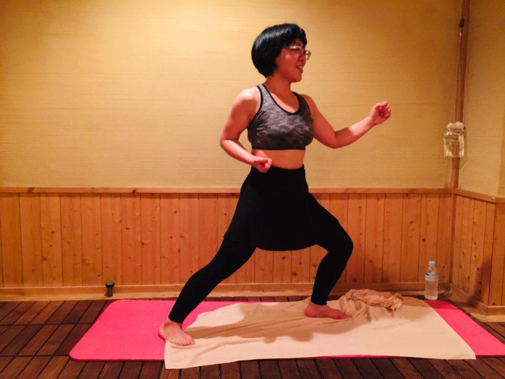 仙台の女性専用パーソナルトレーニングはシャンパレス