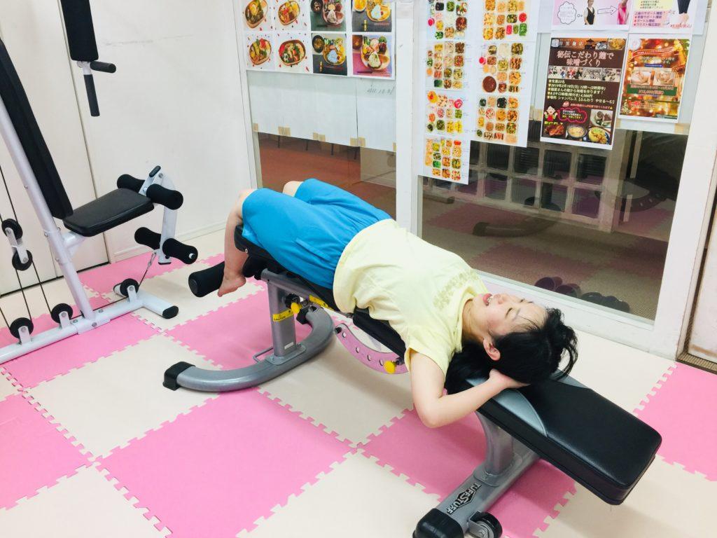 仙台の女性専用パーソナルトレーニングはリアル健康式ダイエット