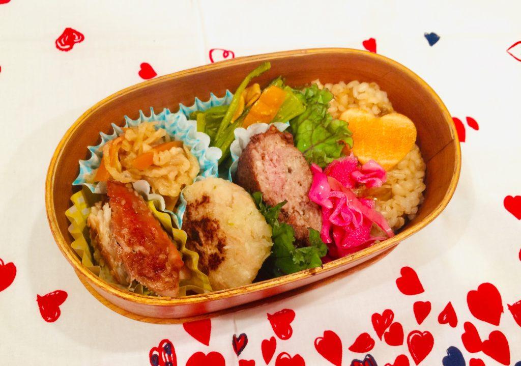 仙台の女性専用パーソナルトレーニングトレーナーの簡単ヘルシー作り置き弁当