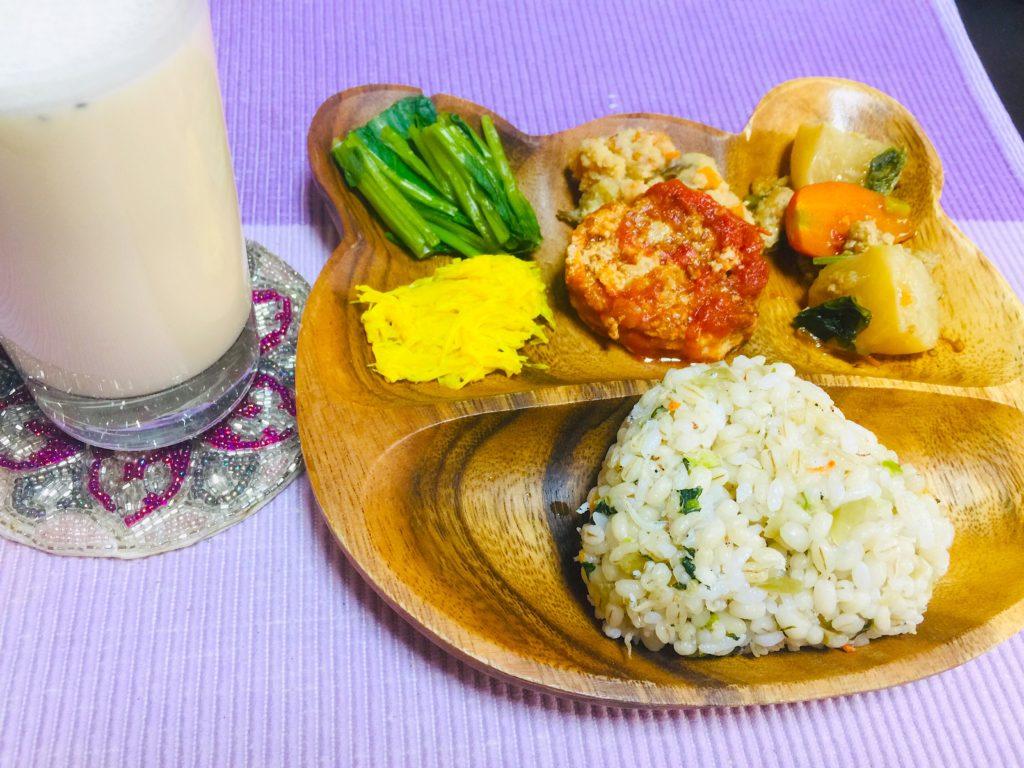 仙台の女性専用パーソナルトレーニングトレーナーの簡単ヘルシー作り置き朝食