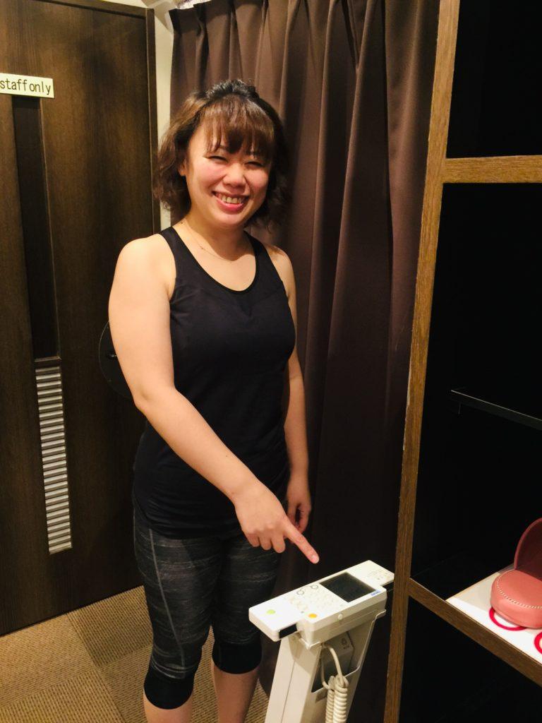 女性専用パーソナルトレーニング ダイエットブログ