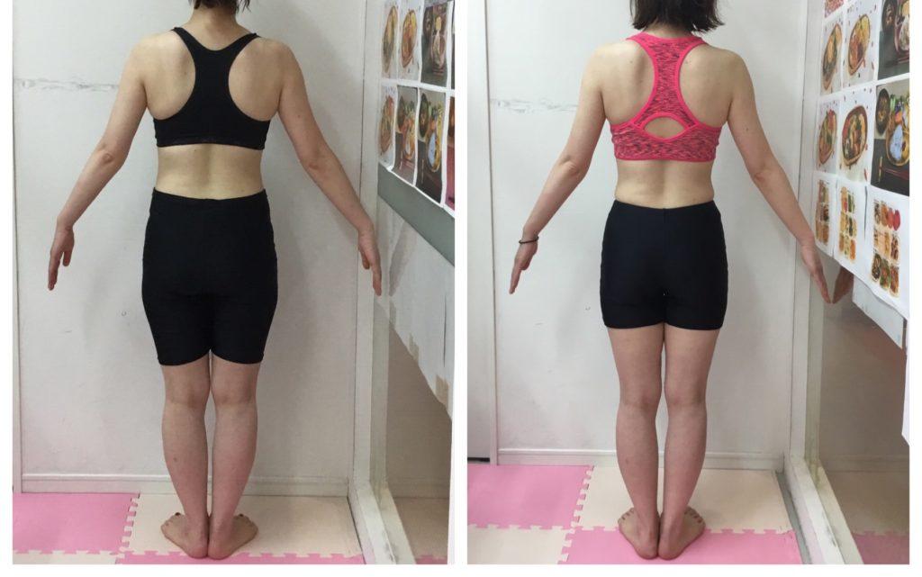 背中痩せはシャンパレスのリアル健康式ダイエットへhttps://kenko-diet.jp/